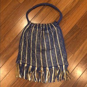 Trendy shoulder bag